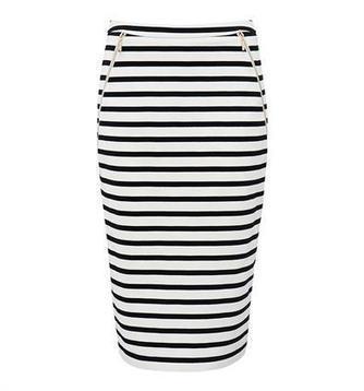 Women's Fashion Clothing : Zip Pencil Skirt   Women Fashion Clothing   Set That   Scoop.it