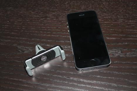 Kenu Airframe, soporte de coche para iPhone y otros smartphone (Review)   Reviews iPhone iPad accesorios   Scoop.it