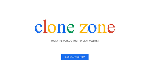 Clone Zone - an online cloning tool | Linguagem Virtual | Scoop.it