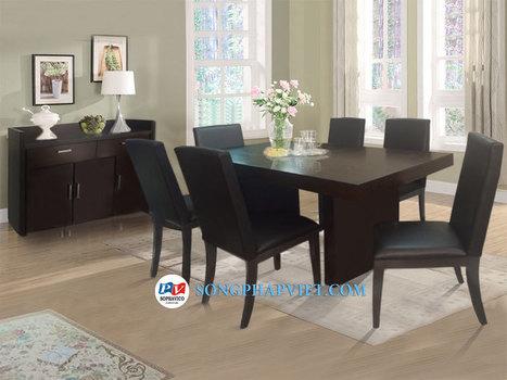 Bộ bàn ghế + tủ trang trí SPV536T | ban ghe tu trang tri | Đồ Gỗ Song Pháp Việt | Hello coopit | Scoop.it