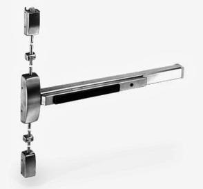Locksmith News Feed: The basics of exit devices door hardware | Locks and Keys | Scoop.it