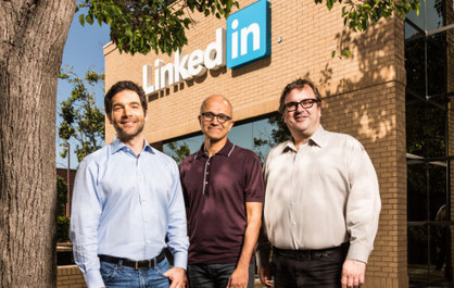 Microsoft darf LinkedIn unter Auflagen übernehmen | #SocialMedia #Acquisitions | Social Media and its influence | Scoop.it