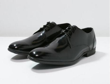 Tiger of Sweden SPECTER Derbies & Richelieus black, Chaussures Homme Zalando | Code promo et Bon de reduction Ventes pas cher | Scoop.it
