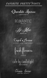 Font Lust   Font Lust & Graphic Desires   Scoop.it