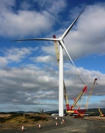 Siemens concluye la instalación de su prototipo marino de seis megavatios - | Energía eólica terrestre y marina. | Scoop.it