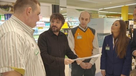 LA SEXTA - Salvados - Fenómeno Mercadona   Negocio responsable   Scoop.it