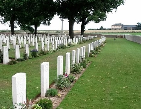 November 11: A Moving Search for A Great Uncle Lost Ahead of the Battle of the Somme   FrenchNewsOnline-World War Memorial   Scoop.it