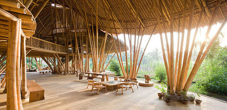 A Survey of Bamboo Architecture | 建築 | Scoop.it