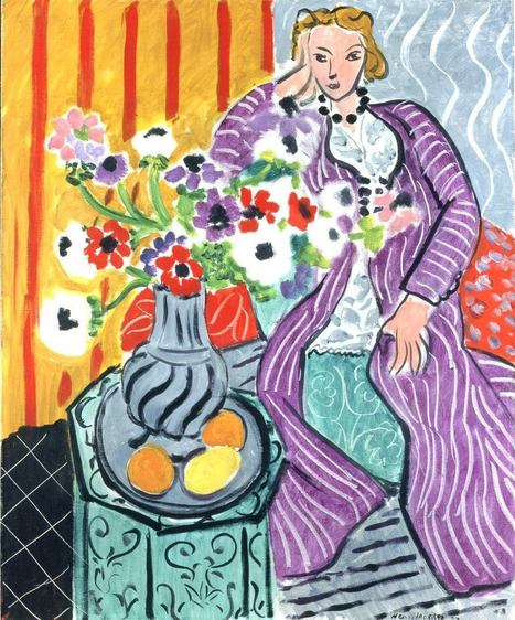 Celebrating Henri Matisse, One of the Masters of the Art World | Cris Val's Favorite Art Topics | Scoop.it