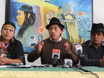 Amazon Watch - Ecuador Cracks Down on Indigenous Leaders Opposed to Oil | Ecuador | Scoop.it