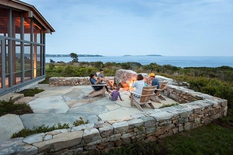 Oceanfront Retreat - Spurwink by Whitten Architects | Architecture and Interior Design | Scoop.it