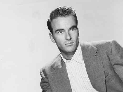 Montgomery Clift: a life in portaits | Vintage and Retro Style | Scoop.it