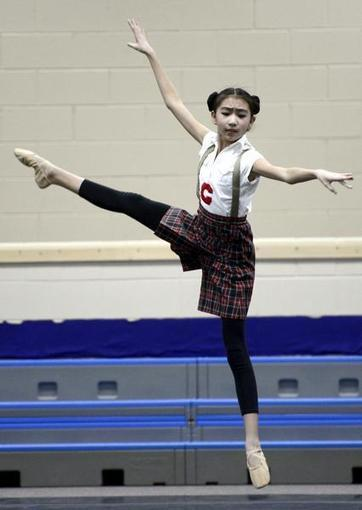Dancers step out to schools in Broomfield, beyond to stop bullying - Broomfield Enterprise | The Graceful Ballet Dance | Scoop.it