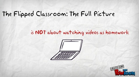 The Flipped Classroom: The Full Picture | Moodle and Web 2.0 | Scoop.it