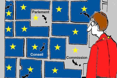 Union européenne : les internautes français n'y comprennent rien (enquête) | Remue-méninges FLE | Scoop.it