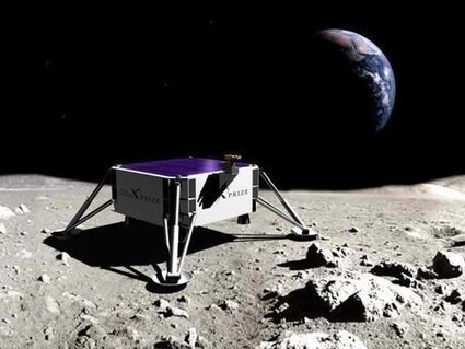 One moonshot team buys up another | The NewSpace Daily | Scoop.it