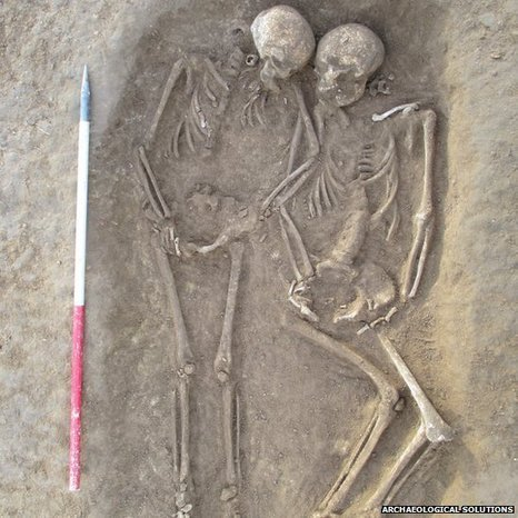 Dig finds 21 Anglo-Saxon skeletons | UK DETECTOR NET Latest News | Scoop.it