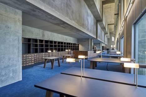 Coup de génie aux Archives de Bordeaux | BMA - Bordeaux Métropole Aménagement | Scoop.it