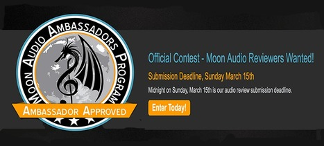 Why Contests Rock: Moon Audio's Review Contest via @Curagami | Collaborative Revolution | Scoop.it