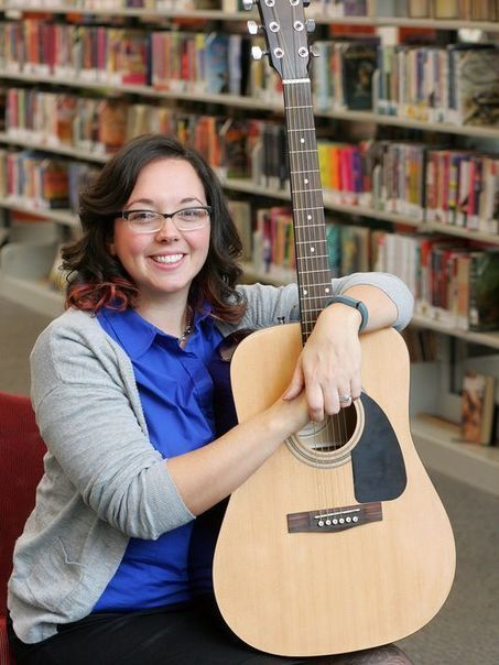 Library debuts guitar-lending program - The Newark Advocate | The Library Scoop | Scoop.it
