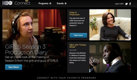 A Q&A with Sabrina Caluori about HBO Connect: the network's 'digital marketing secret weapon' - Lost Remote | screen seriality | Scoop.it