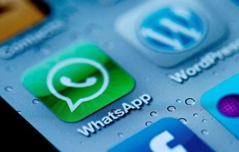 WhatsApp suspende el intercambio de datos con Facebook en Europa - ITespresso.es | Social Media | Scoop.it