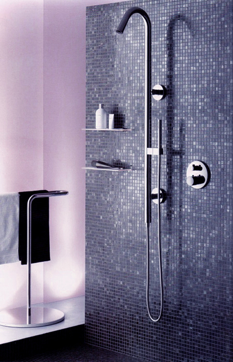 Bathroom Shower | Bathroom Designs | Scoop.it