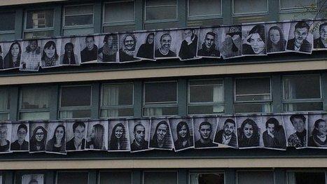 A Toulouse, le lycée Rive gauche s'expose pour casser son image - France 3 Midi-Pyrénées | Street Art | Scoop.it