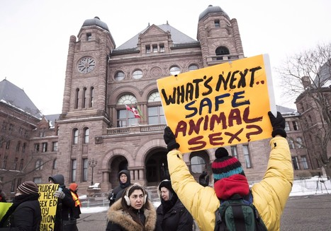 Opposing Ontario's New Sex Ed Curriculum is Not Only Stupid, It's Dangerous to Children | Archivance - Miscellanées | Scoop.it