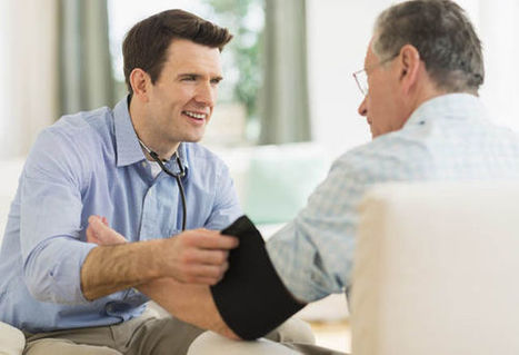 High blood pressure in middle age 'significantly' raises risk of dementia - Daily Express | MRC research in the news | Scoop.it