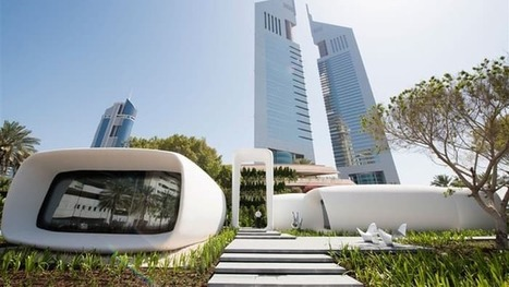 World's first 3D-printed office building completed in Dubai | Real Estate Plus+ Daily News | Scoop.it