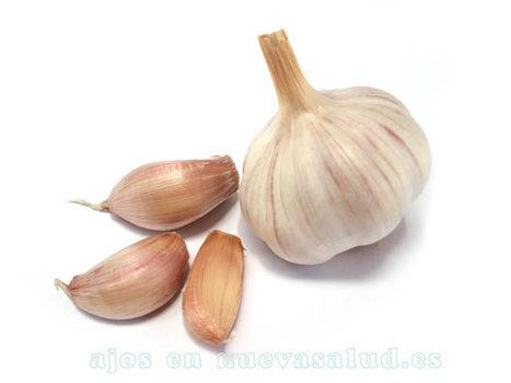 El ajo es una medicina natural para tratar la tensión alta | Colesterol e índice glucémico | Scoop.it