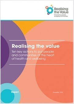 Realising the value | The Health Foundation | Counties Manukau Health Library | Scoop.it