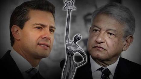 Consultor político de Peña y spot de AMLO ganan premio Reed - ADNPolítico | Poder Popular | Scoop.it