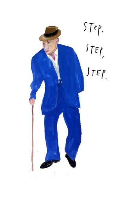 Maira Kalman on Walking as a Creative Device and the Difference Between Thinking and Feeling | the power of writing | Scoop.it