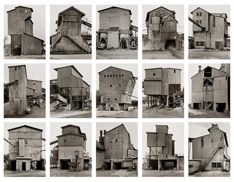 La photographe Hilla Becher ne cadrera plus de bâtiments industriels - Arts et scènes - Télérama.fr | Graphisme - Illustration | Scoop.it