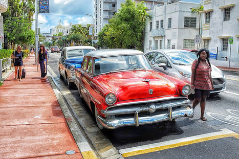 Classic Cars South Beach Photography | camtistic | Scoop.it