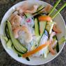 Celiachia ricette: Spaghetti di riso con gamberi e verdure | ricette della tradizione | Scoop.it