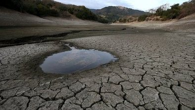Dry California cannot deliver water | Geography Bits | Scoop.it