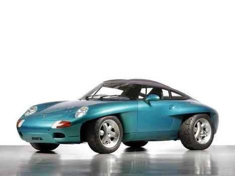 1989 Porsche Panamericana Concept Classic | CarsPiece | Scoop.it