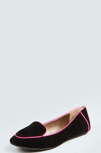 Isla Contrast Trim Ballet Pump | Fashion lady | Scoop.it