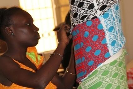 Sénégal : création textile et technologies numériques libres - Organisation internationale de la Francophonie | Le développement numérique en Afrique | Scoop.it