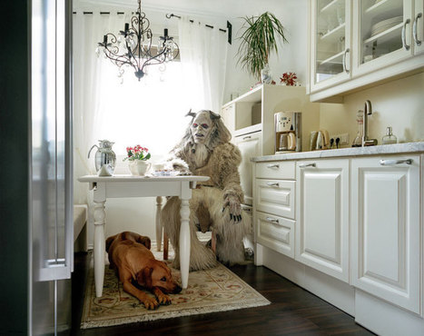 Intimate Portraits of Cosplayers at Home   Culture and Fun - Art   Scoop.it