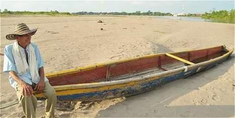 Erosión de la cuenca del río Magdalena alcanza el 78 % - El Tiempo   Agua   Scoop.it