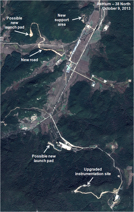 N. Korea building missile launch pad capable of aiming at US: report - NBCNews.com (blog) | International studies | Scoop.it