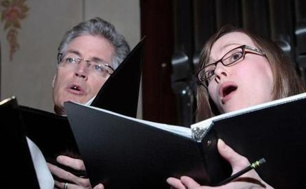 Three big voice and organ works worthy of a cathedral | KansasCity.com | OffStage | Scoop.it