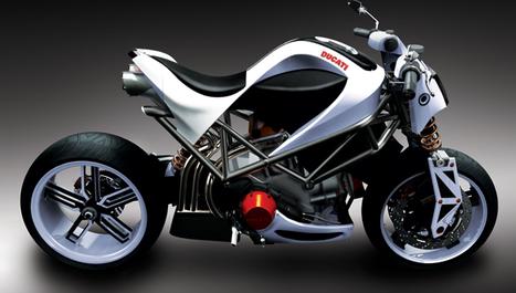 Ducati Spite by Lorenzo André Spreafico & Simone Campestre | Art, Design & Technology | Scoop.it
