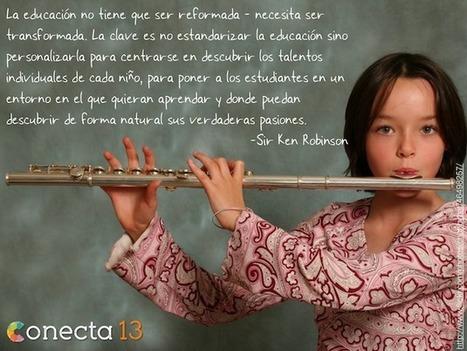 Educación, Pasión y Talento | Educación AppXXI | Scoop.it
