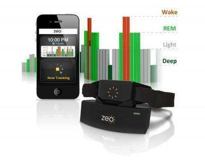 Welcome to Zeo Sleep Manager | Zeo Sleep Manager | Total Quantified Self Recall | Scoop.it