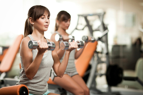 4 Weight Lifting Routines Women Need to Be Fit and Toned - Wall St. Cheat Sheet | Ab Workouts | Scoop.it